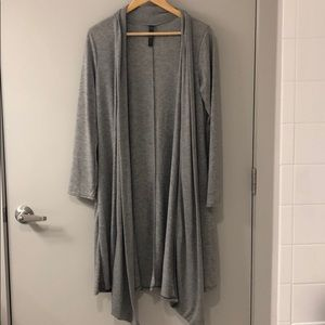 Women's Rags and Couture Grey Cardigan🧥Size M🧥